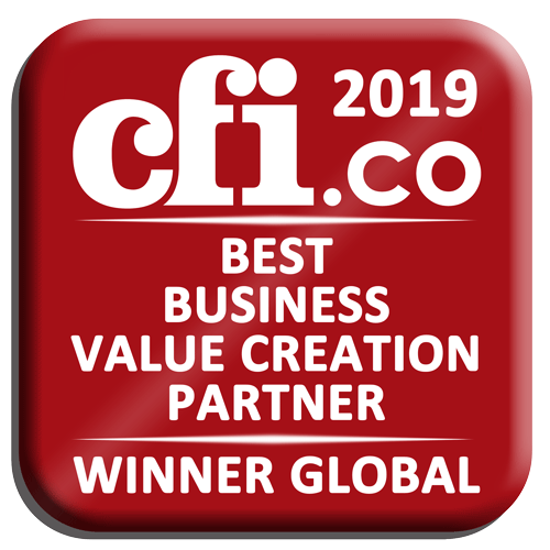 Groupe CIOA: Best Business Value Creation Partner Global 2019
