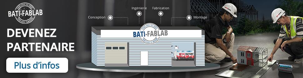 Devenez partenaire BATI-FABLAB
